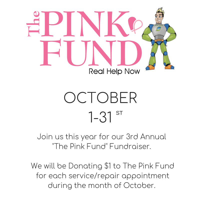 Join this year for our first annual 'The Pink Fund' Fundraiser