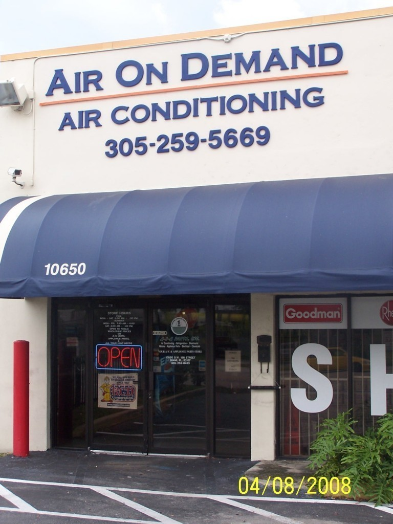 Air Conditioning | Miami | Air On Demand